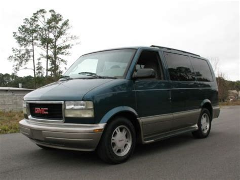 how to fix cars 2003 gmc safari on board diagnostic system sell used 2003 gmc safari sle extended passenger van 3 door 4 3l in gainesville florida united