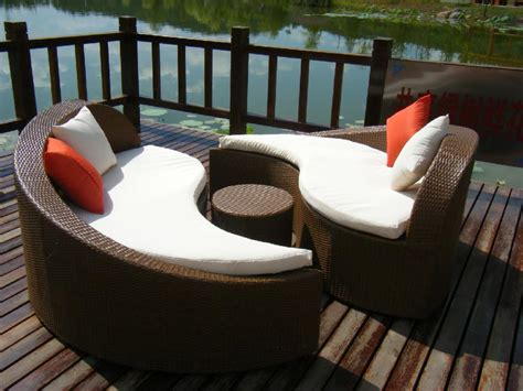 Unique Lounge Chairs Design Ideas Unique Design Rattan Chair Outdoor Lounge Chair T105 Akando China Manufacturer