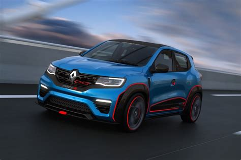 renault kwid racer climber concepts show potential