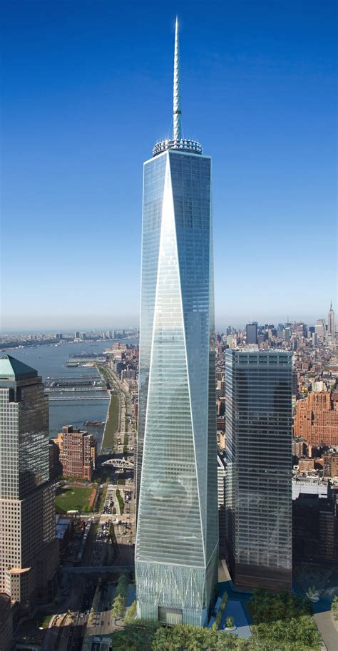 tower ny new york one world trade center 1 776