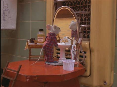 mirrors movie bathroom scene quot stuart little quot a small house with a big personality