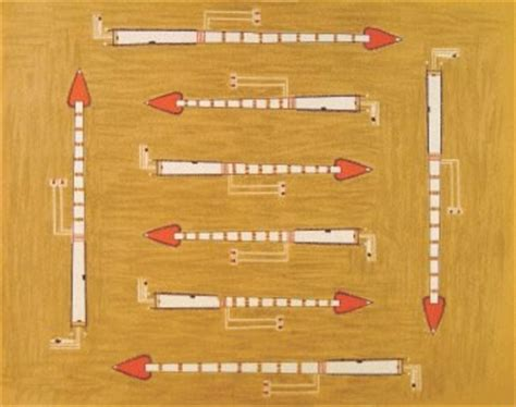 navajo sandpaintings also called paintings are used in navajo curing ceremonies