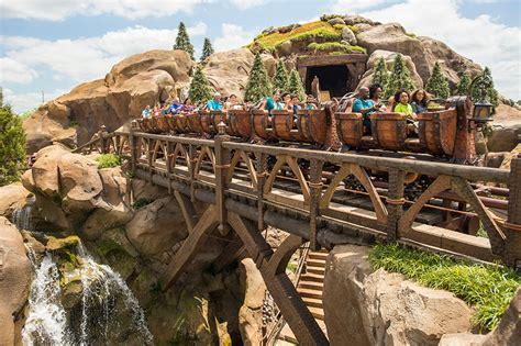 disney new fantasyland seven dwarfs mine concept guests react to seven dwarfs mine at magic kingdom