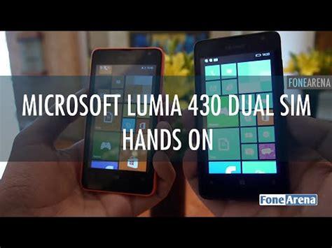 Microsoft Lumia Termurah harga microsoft lumia 430 dual sim murah indonesia