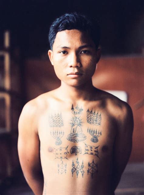 khmer tattoos sak yant tattoos federation khmer sak yant