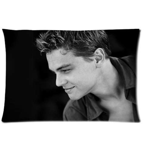Leonardo Dicaprio Pillow by Custom Fashionable Leonardo Dicaprio Size Rectangle