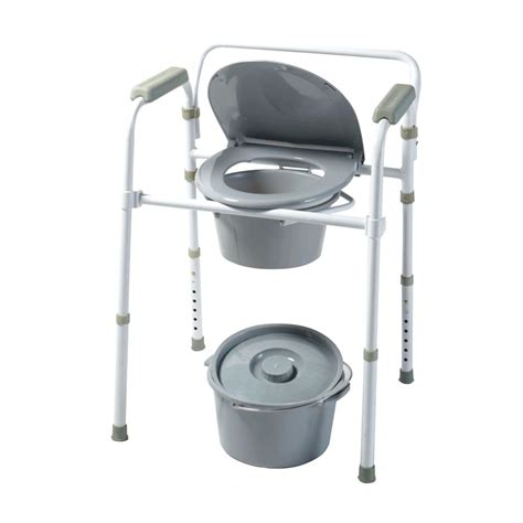 Steel Commode by Homecraft Steel Commode Commode Chairs