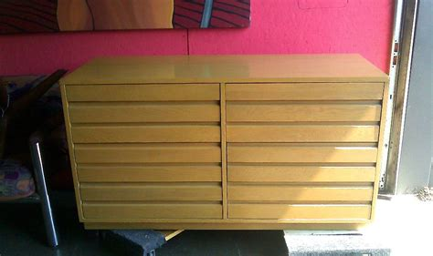 Ship Dresser Cross Country sligh furniture cross country midcentury dresser chest ebay
