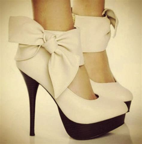 high heel shoes with bows shoes bows heels high heels pink high