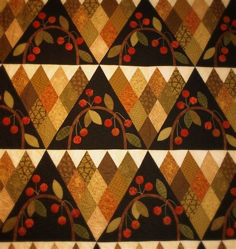 Wool Quilt 495 Best Images About Country Primitive Designs On