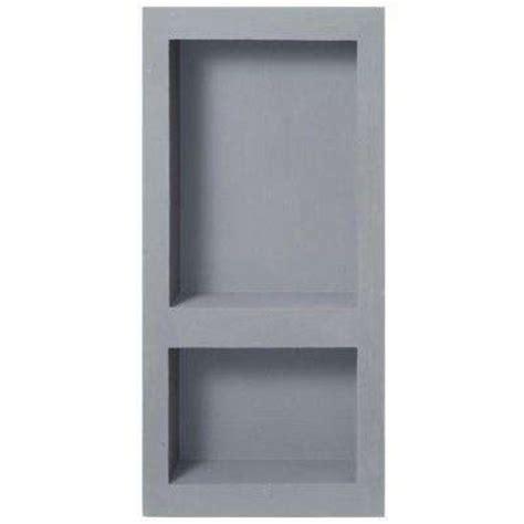 Shower Shelf Insert Home Depot polystyrene shower niches showers the home depot