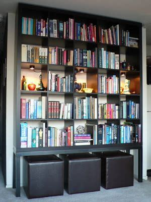 floor to ceiling bookshelves ikea because i like floor to ceiling bookshelves and this could turn our expedit into one