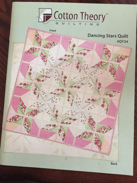 Cotton Theory Quilting by Quilting Books Patterns