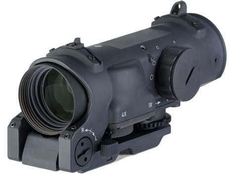 elc an elcan specterdr tactical rifle scope 1x 4x 32mm mpn
