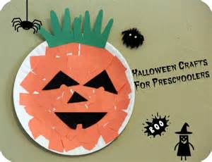 Halloween Craft Ideas For Preschool - halloween paper plate craft ideas