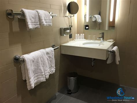 wheelchair accessible bathroom sink review radisson blu waterfront hotel stockholm