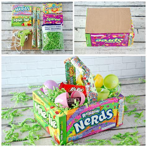 edible easter baskets easy easter craft hip2save 89 easter basket crafts for kids baby girl easter