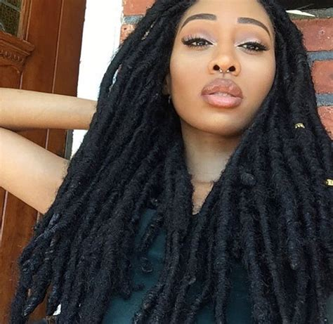 jumbo faux locs d journae 11 styles that will make you want faux locs