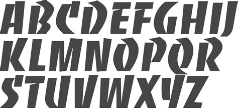 Banco Font by Roger Excoffon S Typefaces
