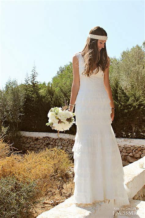 imagenes de vestidos de novia hippie chic vestidos de novia hippie chic