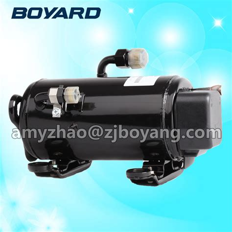 Air Ac Dc boyard horizontal 12v dc air conditioner compressor r134a
