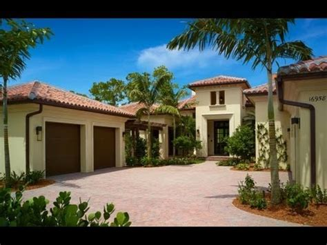 bay house naples london bay homes annalisa model home 16958 cortile drive naples fl youtube