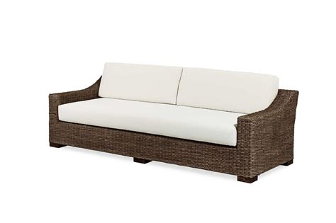 divani rattan offerte divano 3 posti in rattan cartesio