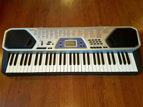 Keyboard Casio Ctk 100 Casio Ctk 481 Electronic Keyboard 100 Tones Midi 61