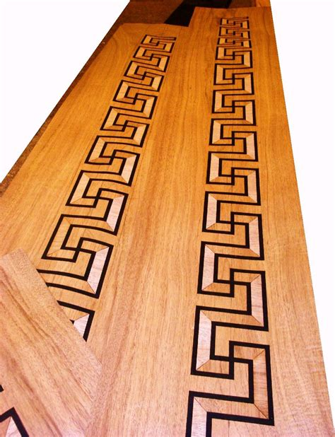 inlay template woodwork wood inlay patterns pdf plans
