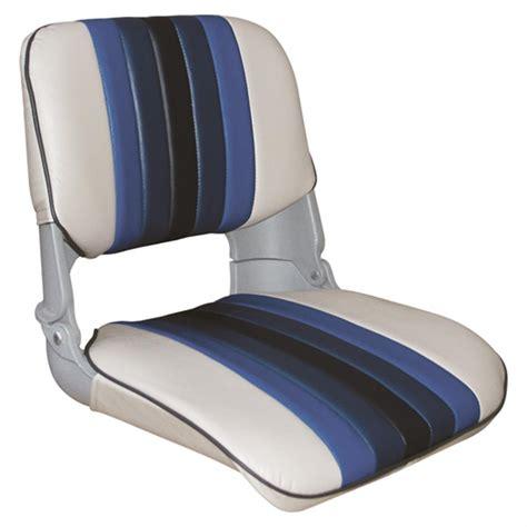 folding seat cushion wise 174 plastic folding fishing chair cushion set 140350