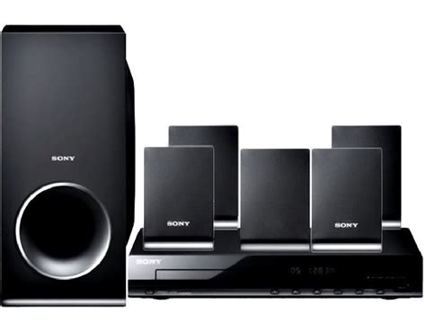 sony tz140 dvd home theatre system uza