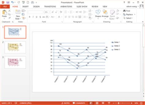 free line graph templates for word powerpoint pdf