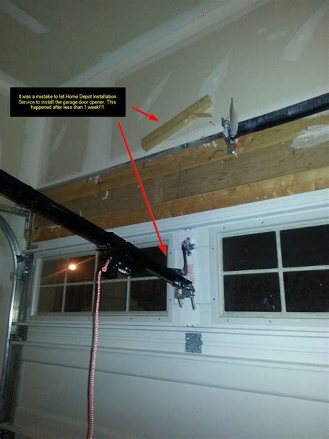 garage door opener installation service sears garage door opener installation service decor23