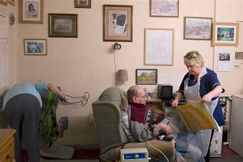 nhs trust pioneers new home care service news nursing