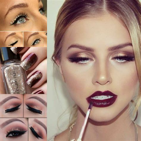 makeup for new year make up inspo for your new years brighton