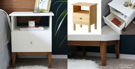 ikea brimnes dressers new house pinterest dressers ikea remodelaholic easy mid century ikea tarva nightstand hack