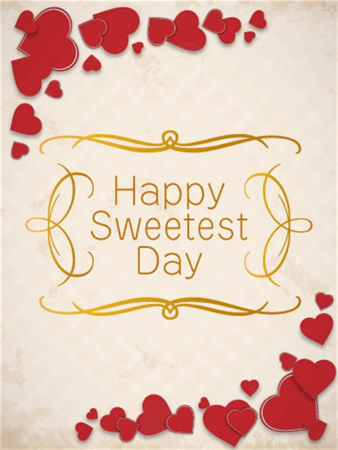 sweetest day pictures images page gorgeous sweetest day card birthday greeting cards by