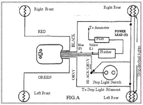 trouble with signal stat turn signal switch ford