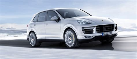 Test The Power Of 2017 Porsche Cayenne Turbo S Yourself