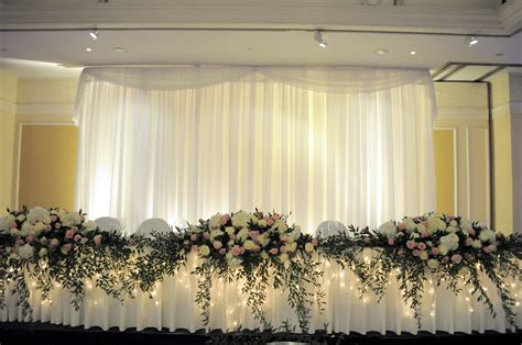 Wedding Backdrop Glasgow by 404 Not Found