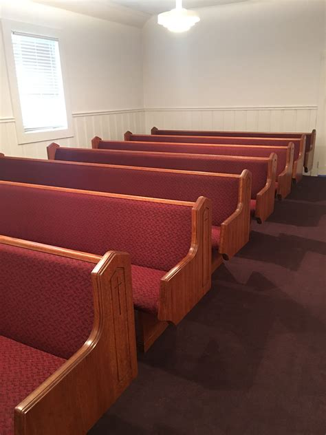 pew upholstery church pew upholstery north carolina before and after