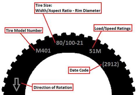 dirt bike tire sizes work breaking  numbers dirt bikes