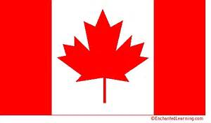 canada s flag enchantedlearning