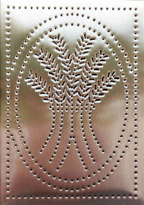 Punched Tin by 25 Best Ideas About Punched Tin Patterns On