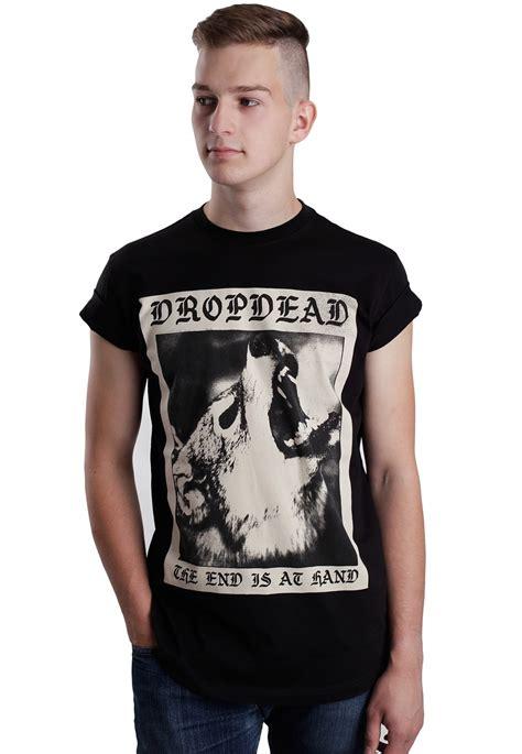 Drop Dead Shirt drop dead no t shirt impericon worldwide