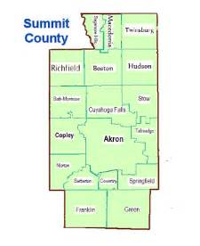 Map Of Summit County Ohio by Nick Raber My Personal Blog