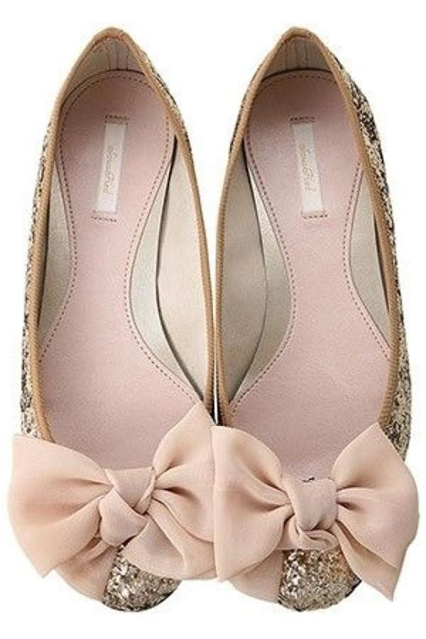 wedding shoes flats sparkle wedding nail designs sparkle and bow flats 2033232