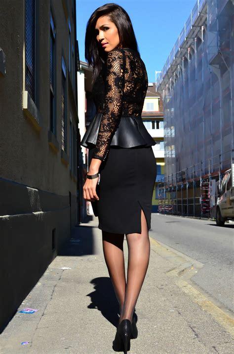 fabulous dressed blogger woman patricia  brazil