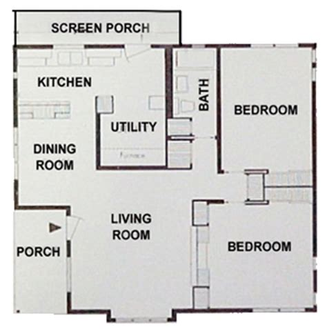 floorplan bluff view house