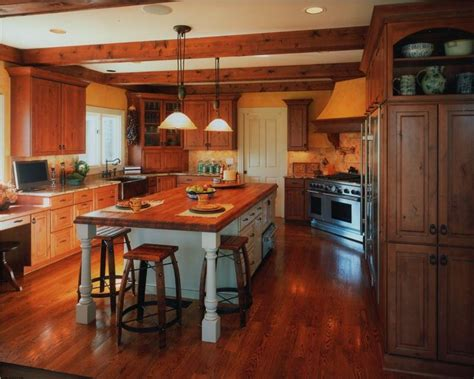 rustic country kitchen cabinets country rustic kitchens peenmedia com